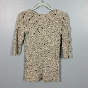 Urban Outfitters Sweaters - Urban Outfitters | Crochet Sweater